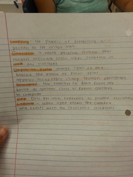 Vocabulary by MonicaSalcedoP333