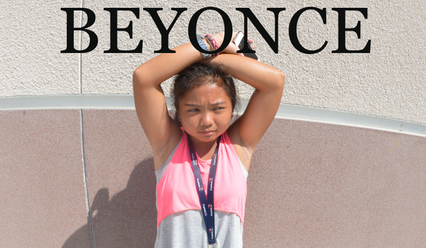 Beyonce by RossNavarro