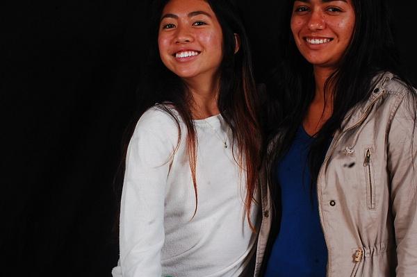 ALEXA AND YANITZA by RossNavarro