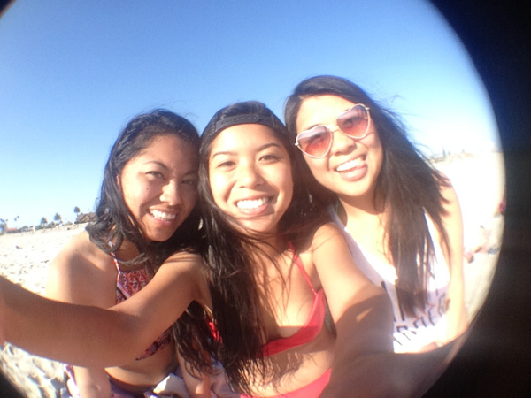 fisheye by JustineSaldana