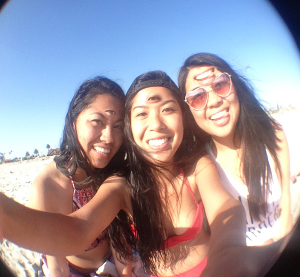 fisheye edit by JustineSaldana