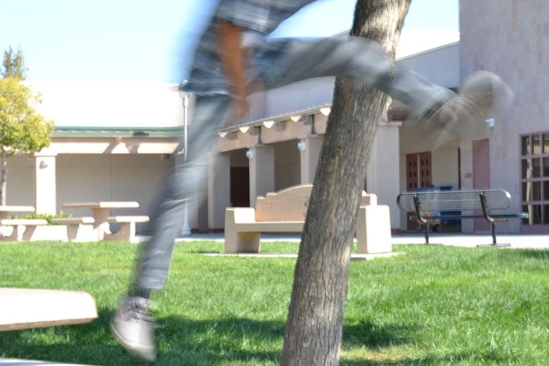Jumping Matt