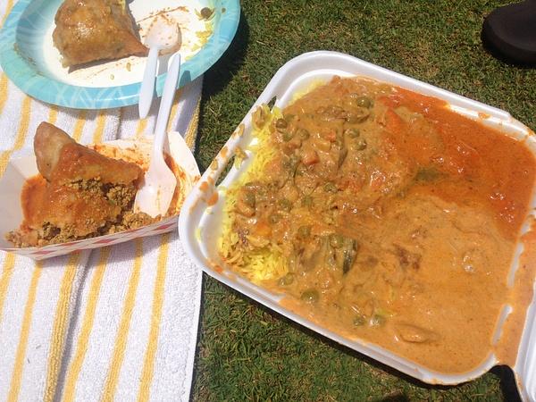 Indian Food by JustineSaldana
