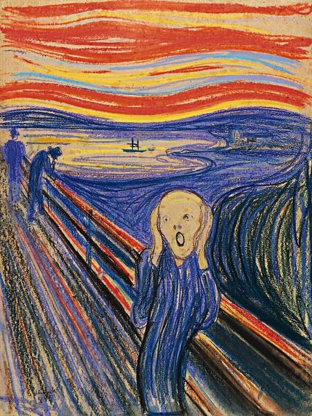Scream by JustineSaldana