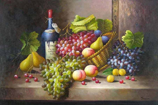 wine by JustineSaldana