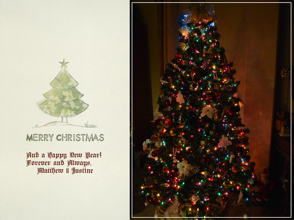 Holiday Card by JustineSaldana