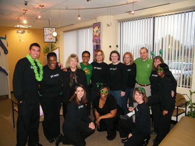 Our dental team in Columbia, MD