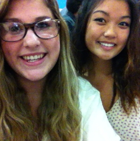 selfie by ArianaSantana