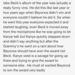 Written: Grammy Photo Essay