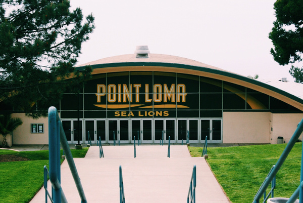 College - Point Loma University by SammiMrowka