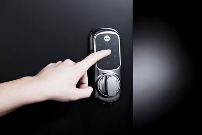 electronic door locks hotel by Sean0carter