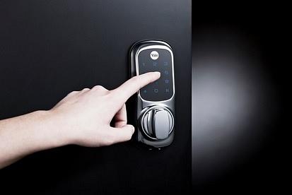 electronic door locks hotel