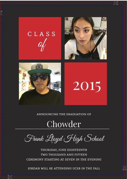 Graduation Announcements by CarlosHernandez