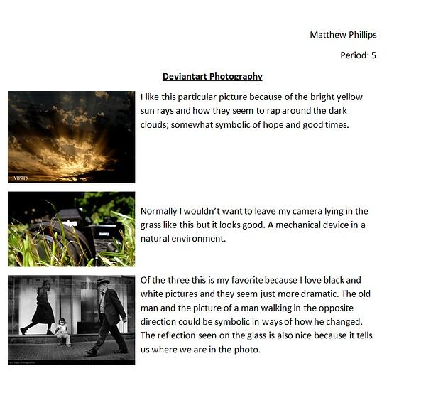 Deviantart by MatthewPhillips