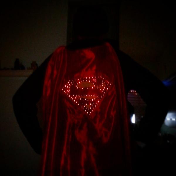 Super man by Jamie42