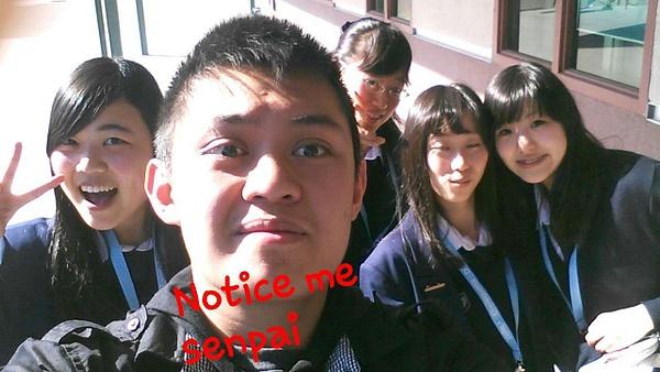 Notice me Senpai by Jamie42