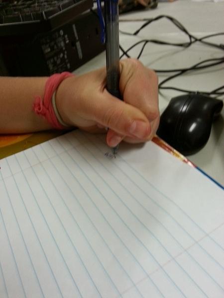 Writing by Jamie42