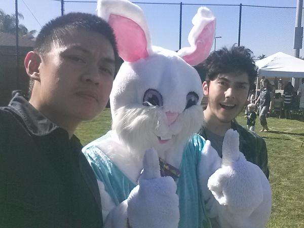 Donny the thotty bunny by Jamie42