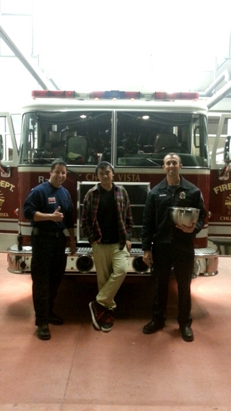 Fire fighters by Jamie42