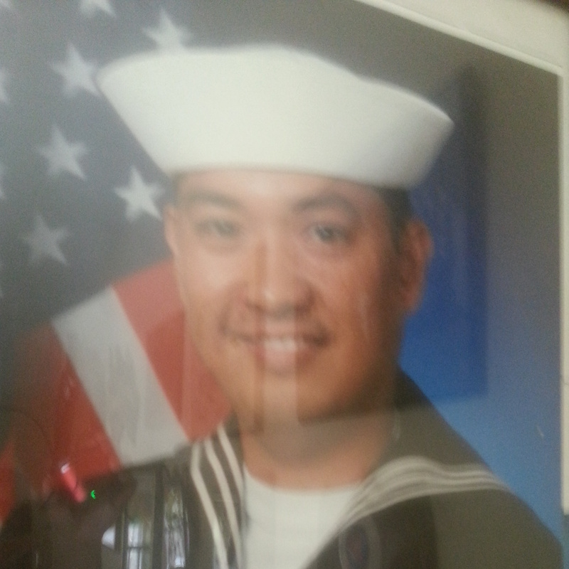 Navy father