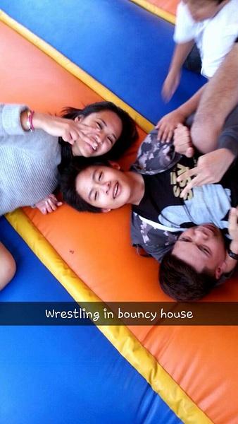 Wrestle by Jamie42