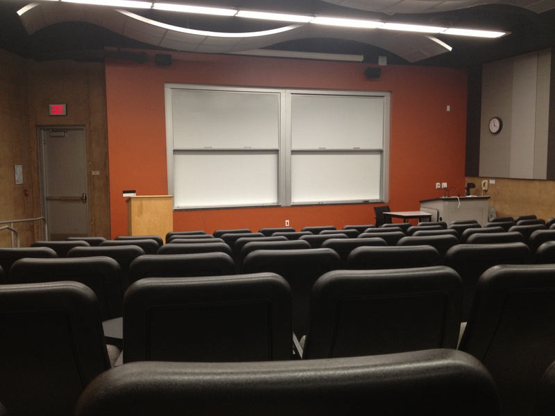 UCI Lecture Hall