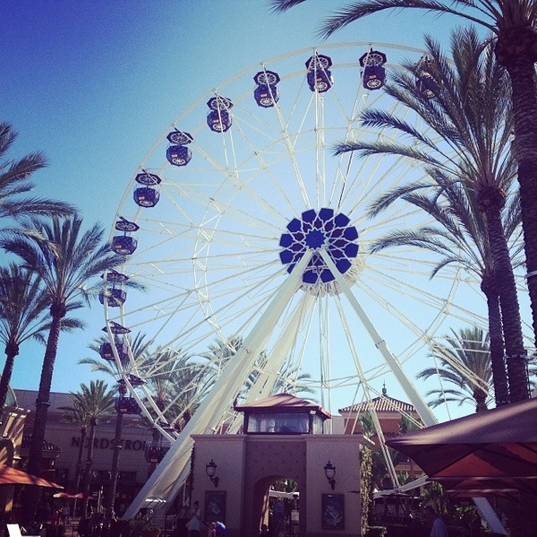 Irvine Spectrum Center by RyanAvelino