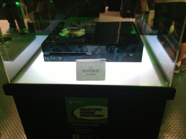 Halo Edition Xbox One by RyanAvelino