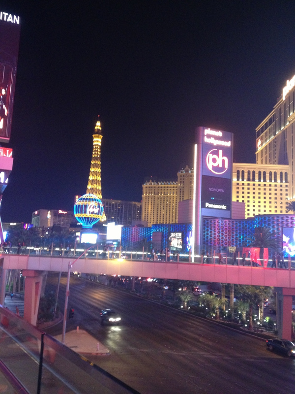 Paris and Planet Hollywood