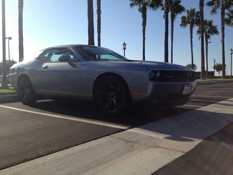 Dodge Challenger Power
