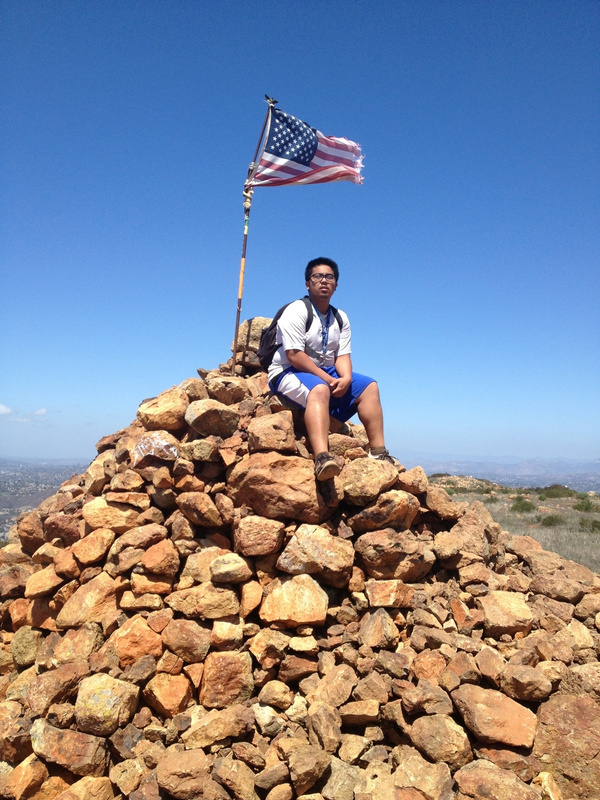 Top of Mt, Miguel