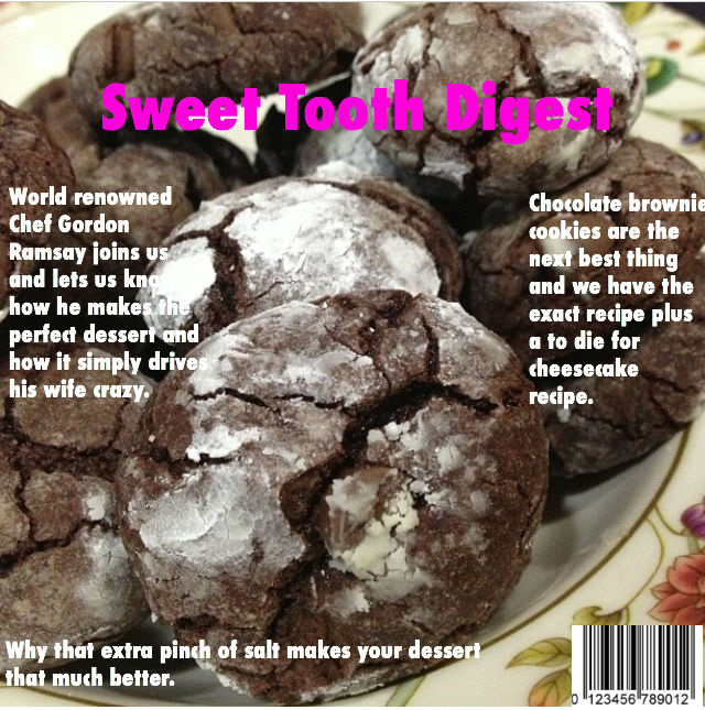 Sweet Tooth Magazine