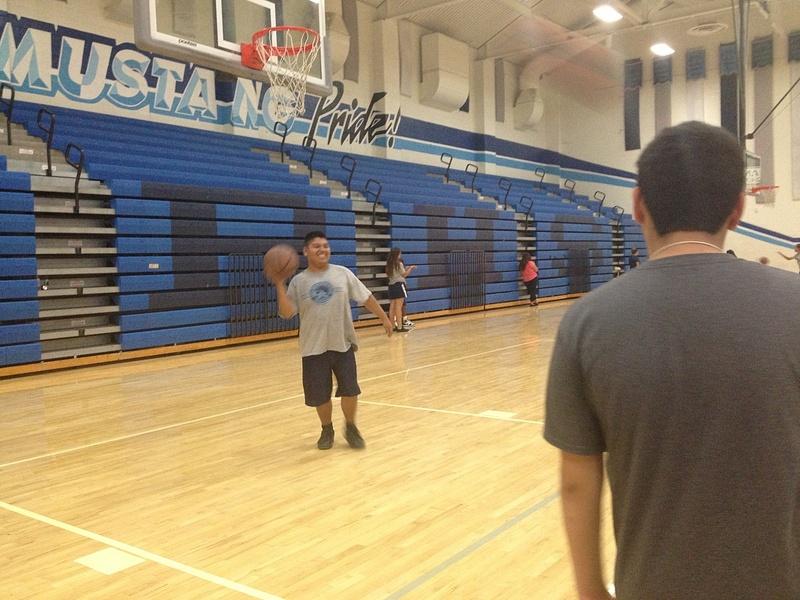 Basketball PE