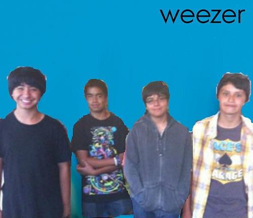 Weezer 2 by RyanAvelino