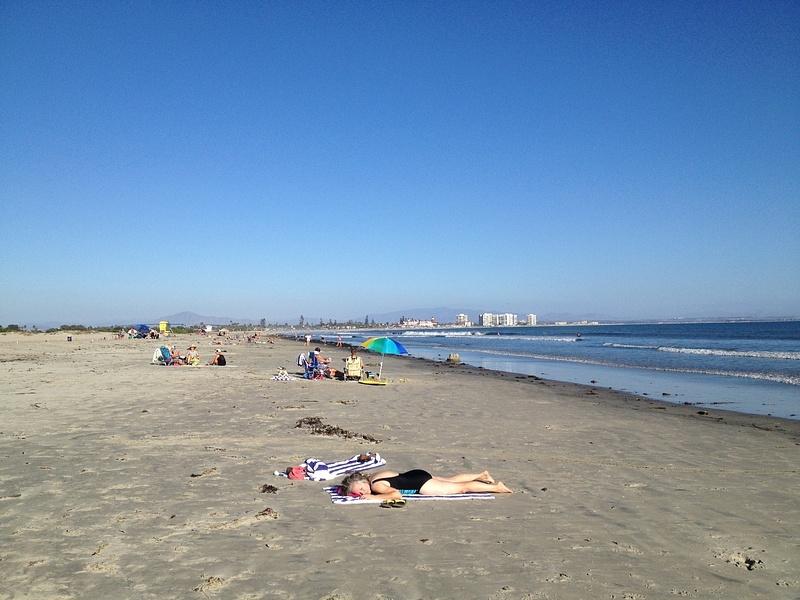 North Island Beach