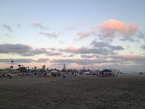 Coronado Beach by RyanAvelino