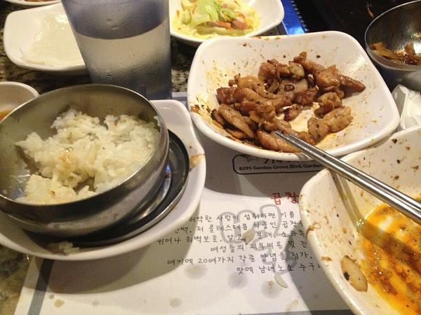 Korean BBQ by RyanAvelino