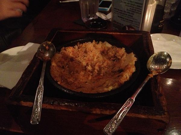 Sukiyaki Bibimbap by RyanAvelino