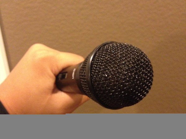 Microphone by RyanAvelino