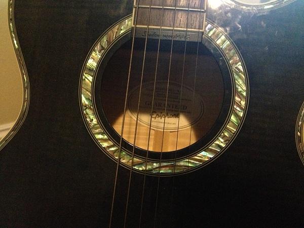 Epiphone Guitar by RyanAvelino