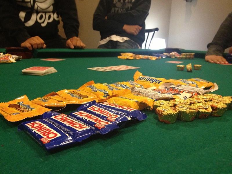 Candy Poker