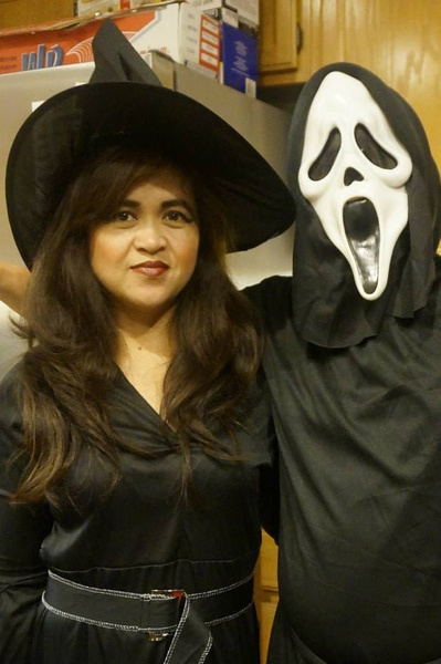 Scream and the Witch by RyanAvelino