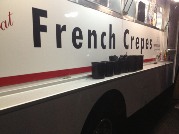 French Crepe Food Truck by RyanAvelino
