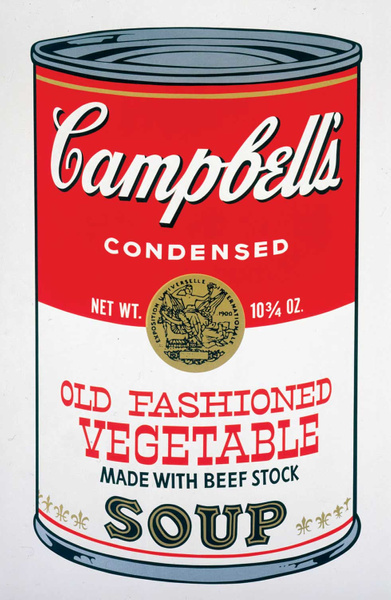 Campbell soup by RyanAvelino