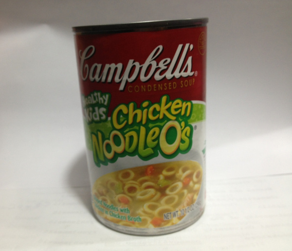 Campbells Chicken Soup by RyanAvelino