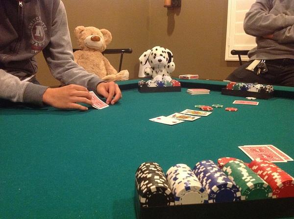 Poker by RyanAvelino