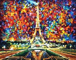 Eiffel Tower in Paris by RyanAvelino