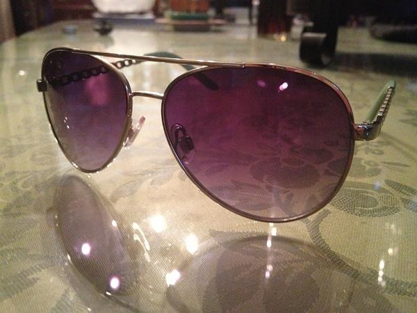 Sun glasses by RyanAvelino