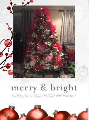 Merry Christmas Tree!