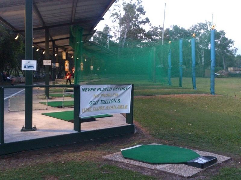 Marsden QLD Golf Driving Range || (073) 803-6976